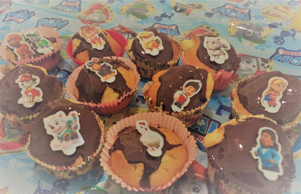 Paw Patrol Muffins_lifeaintoverde